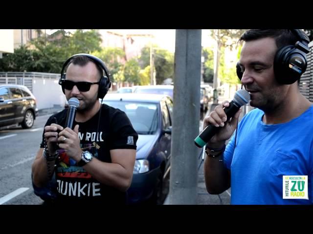Radio ZU - Farsa pentru Inna. Buzdugan si Morar i-au luat masina
