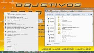 Copiar Y Pegar Archivos En Pen Drive Curso Windows 7 AINTE