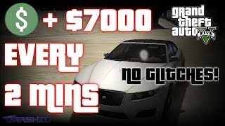 GTA 5 ONLINE How To Make BIG Money FAST! (NO GLITCHES