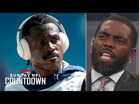 Antonio Brown's behavior is frustrating – Randy Moss | NFL Countdown