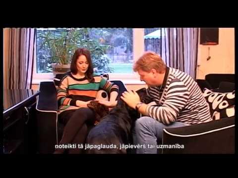 В гостях у Елены Терентьевой