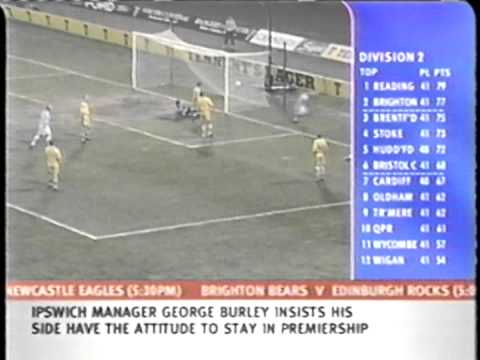 2002 (March 23) Ayr United 0 -Celtic Glasgow 3 (Scottish Cup)- Semifinals