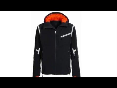 Bogner Rail T Mens Ski Jacket in Black