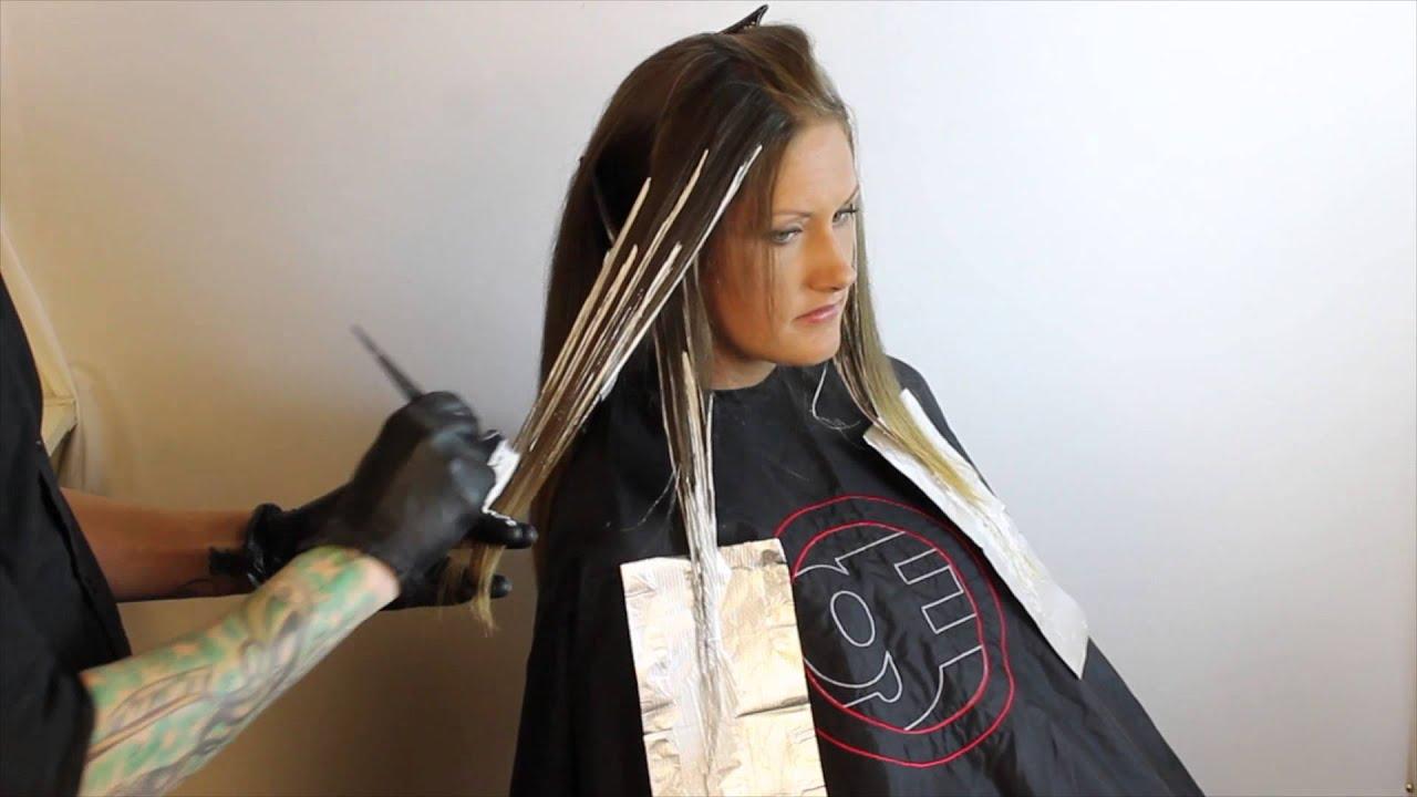 types of natural hair dye