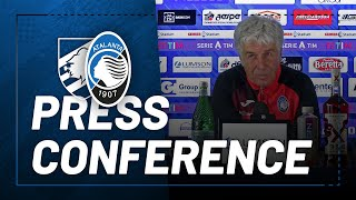 24ª #SerieATIM | Sampdoria-Atalanta | La conferenza stampa di Gian Piero Gasperini