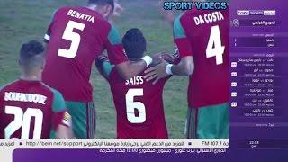 تقرير شامل عن فوز المغرب على الطوغو