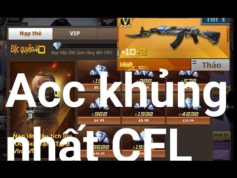 CF Mobile/CF Legends Acc