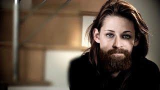 FaceMashups: Zach Galifianakis & Kristen Stewart