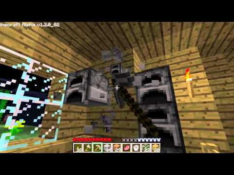Minecraft Oldschool #8: Budujemy magazyn!