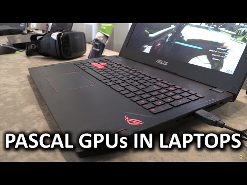 Laptop graphics cards are DEAD