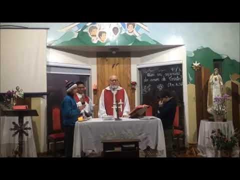 Santa Missa | 07.08.2020 | Sexta-feira | Padre José Sometti | ANSPAZ