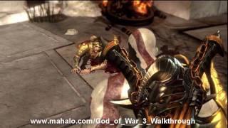 God Of War III Walkthrough Helios' Head HD