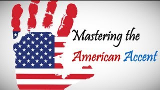 American Accent Training Part 01 British Accent Free
