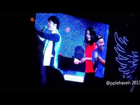191013 Running man Singapore Fan meeting Monday couple dance