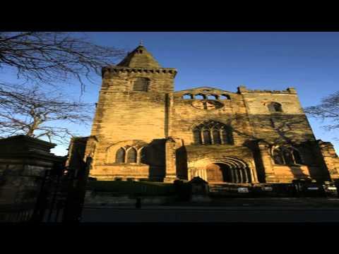 Dunfermline Abbey Dunfremline Scotland