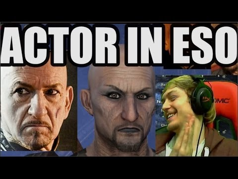 Siv HD - Actor Ben Kingsley Character Creation