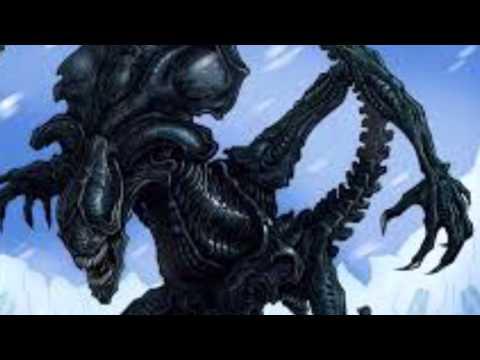 Alien Vs Predator Resurrection (fan trailer)