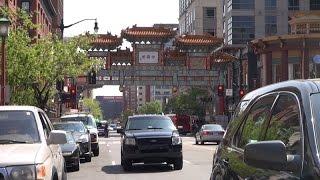 Chinatown ở thủ đô Mỹ