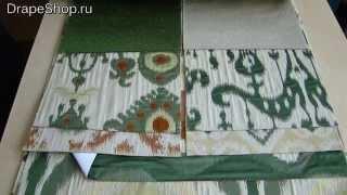 Каталог тканей Samarkand collection
