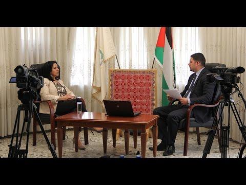 """""""وطن"""" تحاور رئيسة بلدية بيت لحم"""
