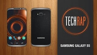 Samsung Galaxy S5 Preview (TechRap)