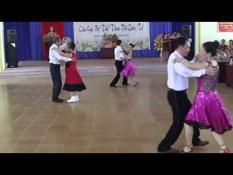 Khieu vu Bac Giang-Giao luu 16 CLB 12-5-2013-Bieu dien p:HVT