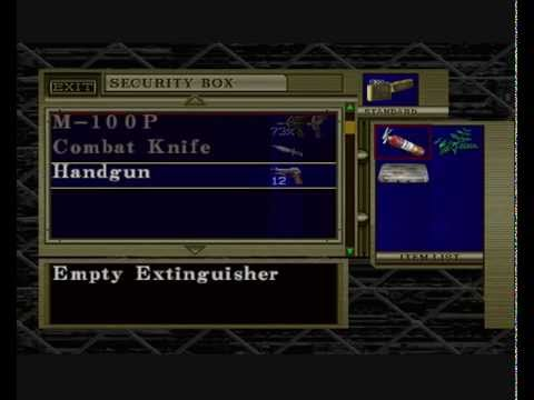 Resident Evil Code Veronica- Sega Dreamcast Gameplay