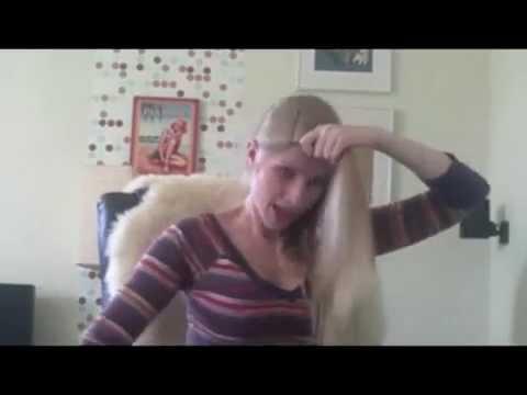 Aprenda a fazer touca para alisar os cabelos