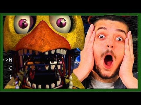 MEGA SUSTO - (Five Nights at Freddy's 3) Monark Joga