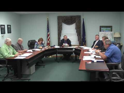 Champlain Town Board Meeting 6-12-12