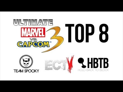 ECT V - Ultimate Marvel Vs Capcom 3 Top 8