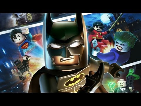 LEGO Batman: DC Super Heroes - Universal - HD Gameplay Trailer, LEGO Batman: DC Super Heroes by Warner Bros. Legends Unite! Batman and Robin join forces with other famous DC super heroes including Superman, Wonder Woman, ...