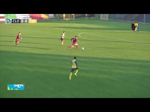 Copertina video Clodiense - Trento 1-1
