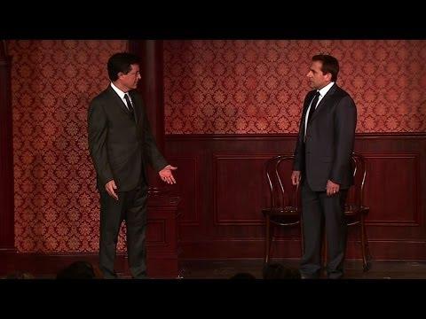 Maya feat. Stephen Colbert and Steve Carell