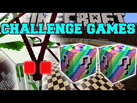 Minecraft: MANTIS CHALLENGE GAMES - Lucky Block Mod - Modded Mini-Game
