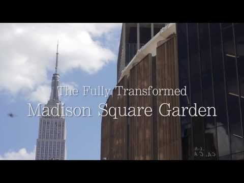Madison Square Garden Unveils Its Completely Transformed Arena
