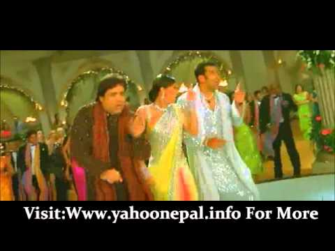 hindi movie patner song Dupatta Tera