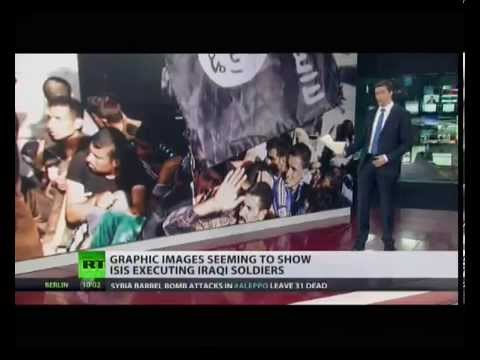 USA Are Back On The Way To Baghdad ~ RT report 17/6/2014