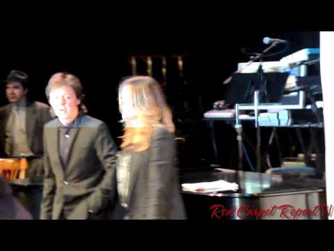 Simply Shakespeare Arrivals- Paul McCartney & Tom Hanks & Rita Wilson & Val Kilmer