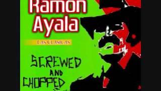 Ramon Ayala-Trago Amargos Liquor(Screwed N Chopped) By DJ
