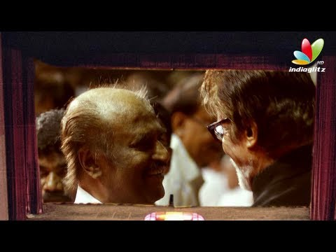 Rajinikanth, Kamal, Vijay, Ajith, Amitabh Bachchan at 100 Years of Indian Cinema Closing Ceremony