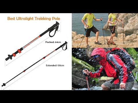 Best Quality Trekking Stick Cane Untra Light for Backpacking