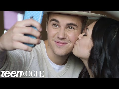 Watch Justin Bieber Meet Two Inspiring (and Adorable) Super Fans