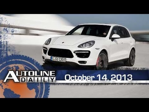 Porsche Pumps Up the Volume - Autoline Daily 1235