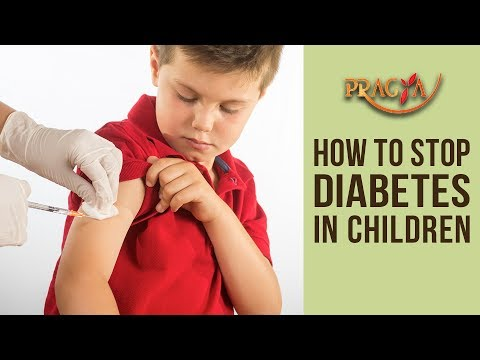 How To Stop Diabetes In Children- Dr. Anil Chaturvedi (Senior Physician)