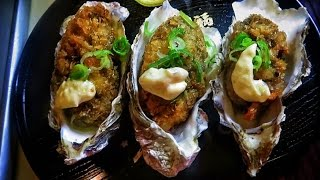 Deep Fried Oysters (Fried TALABA) Japanese Kaki Fry by Luweeh's Tagalog Kitchen
