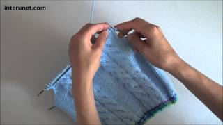 How To Knit A Sweater For Baby Or Toddler Video Tutorial