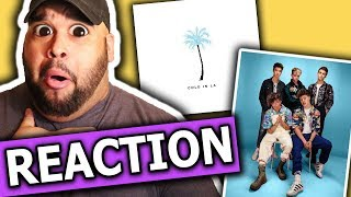 Why Don't We - Cold in LA [REACTION]