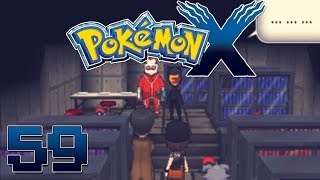 Let's Play Pokemon X Part 59 Looker Chapter 5 Gameplay