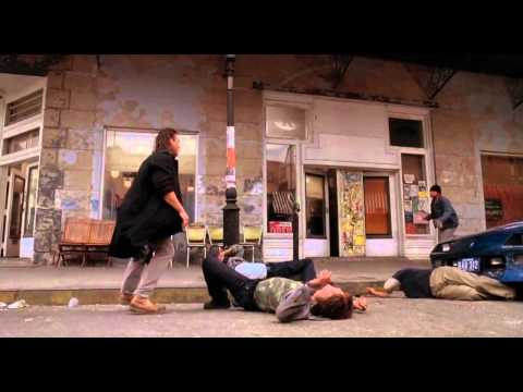 ☯ Jean-Claude Van Damme vs Bullys -Hard Target HD  (John Woo) ☯